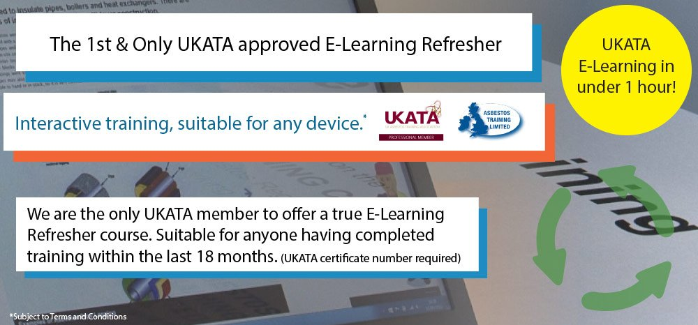 UKATA Approved Online Asbestos Training Refresher