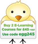 2 x E Learning for 45.00