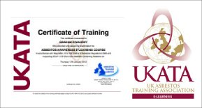 Asbestos Awareness E-Learning from Asbestos Training Limited